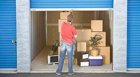 goederenopslag verhuisbedrijf
