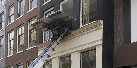 verhuislift huren Groningen