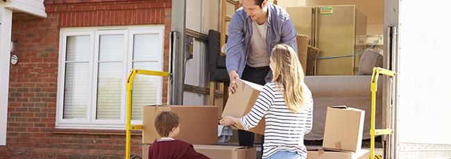 verhuizen naar het buitenland met kinderen