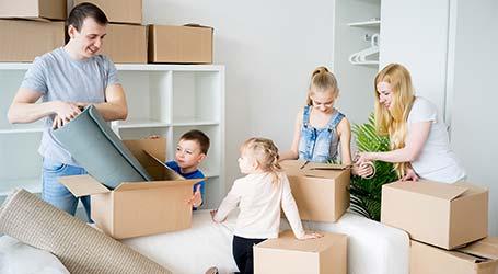 verhuizen particulier