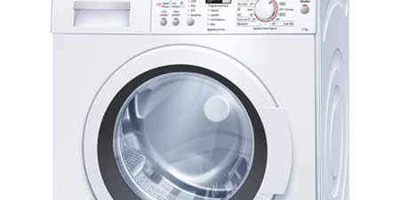 wasmachine verhuizen